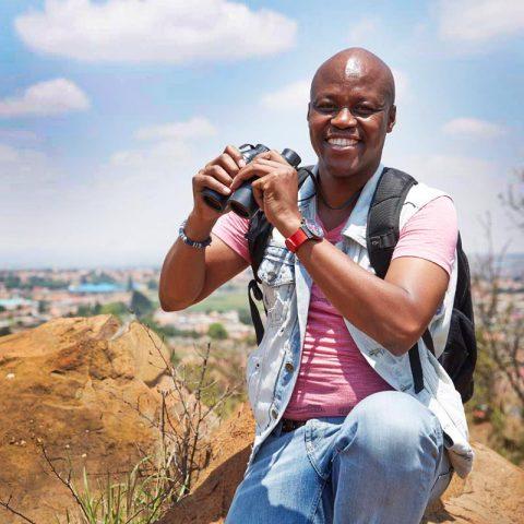 Africa Bird Tours Raymond Rampolokeng